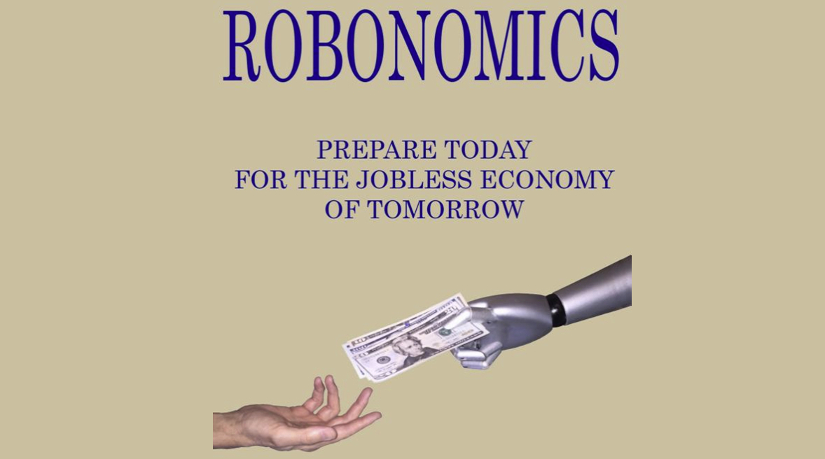 Warto mieć w biblioteczce: Robonomics - Prepare today for the jobless economy of tomorrow