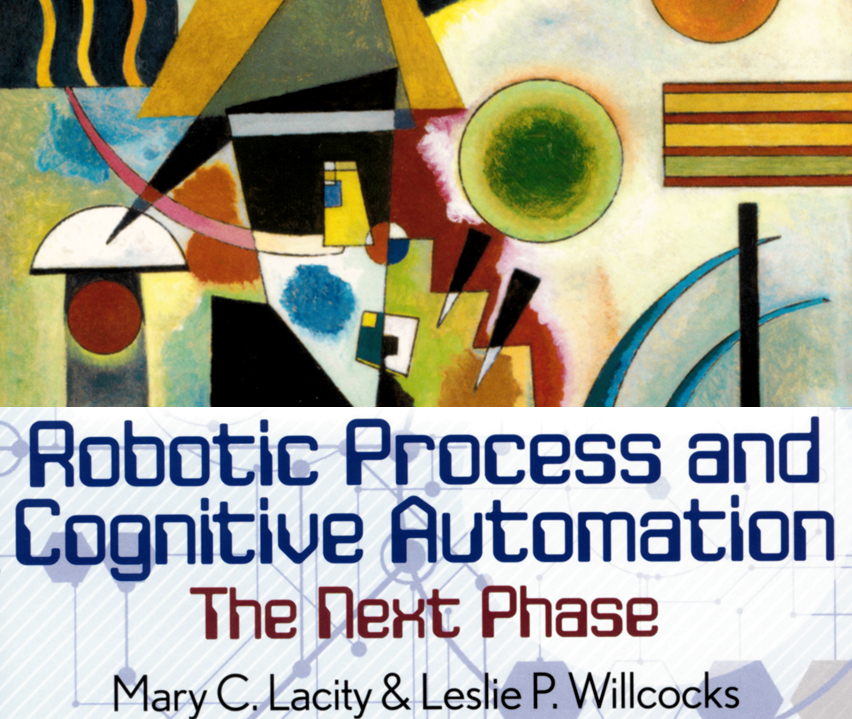 Warto mieć w biblioteczce: Robotic Process and Cognitive Automation - The Next Phase