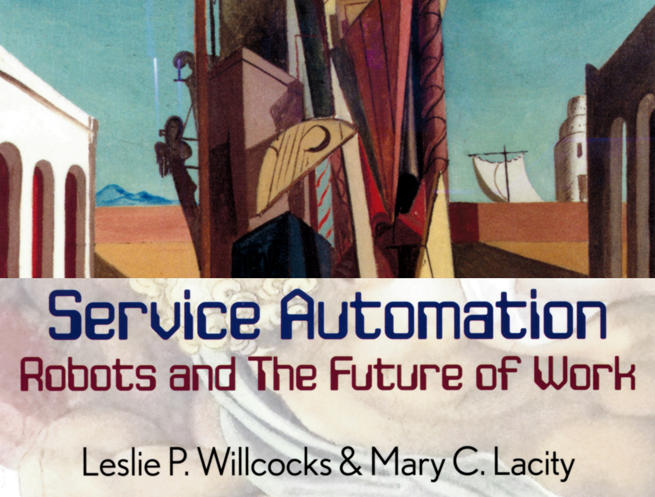 Warto mieć w biblioteczce: Service Automation - Robots and the Future of Work